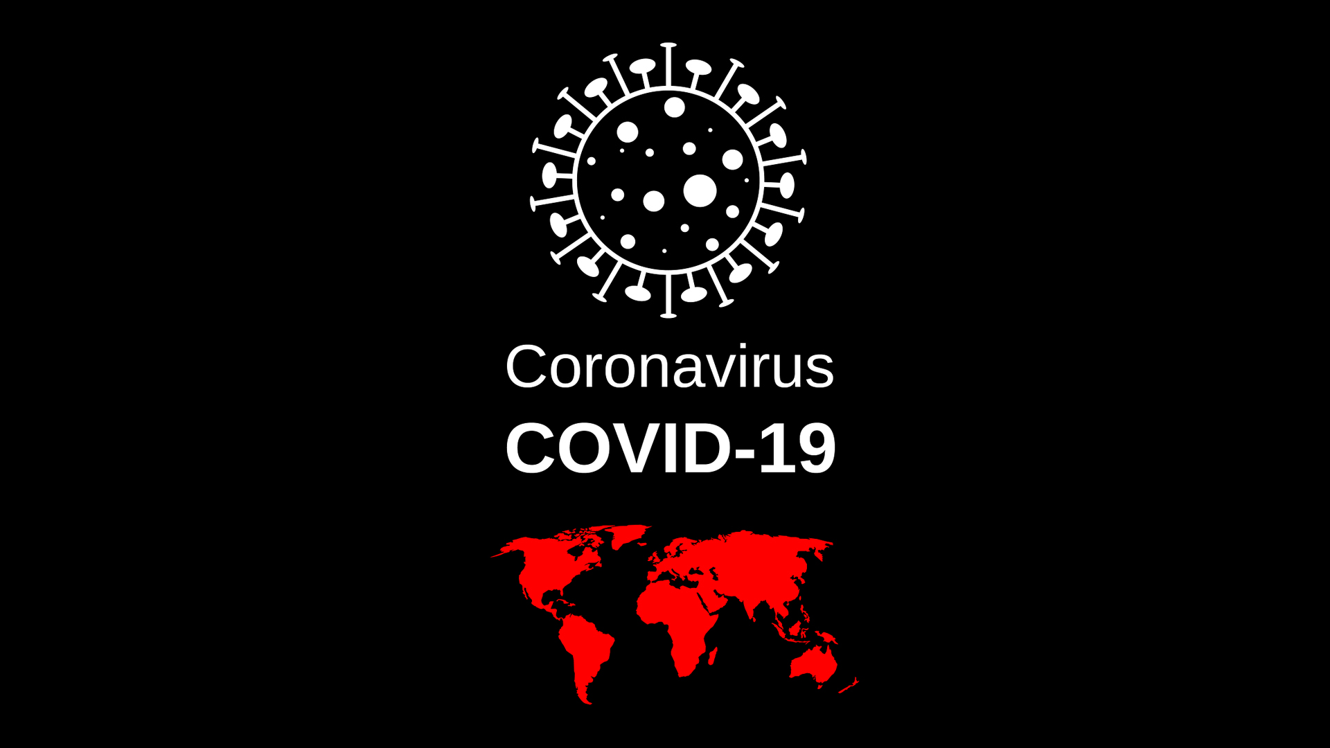 Coronavirus - Maps of the World